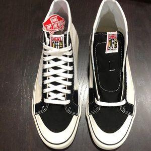 Vans Shoes - Vans Sk8-hi 138 Devon Black White Checker